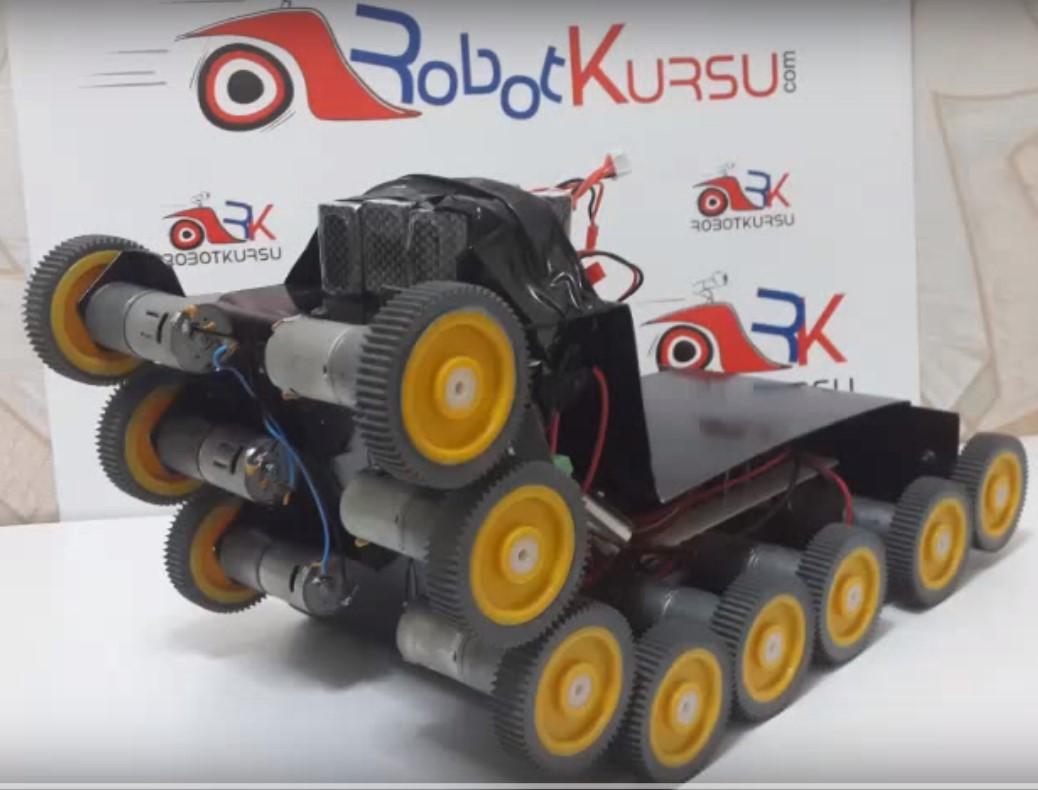 Arazi Robotu