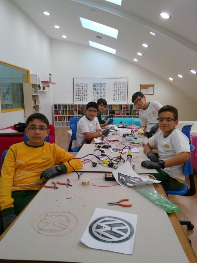 Özel Bursa Kültür Okullarındayız