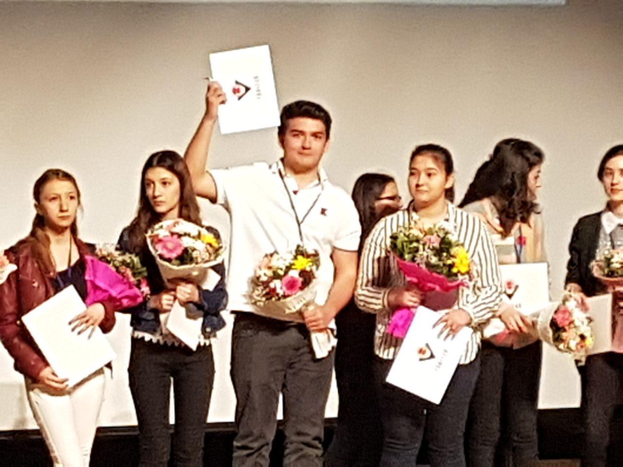 Tübitak Marmara Bölge Finali