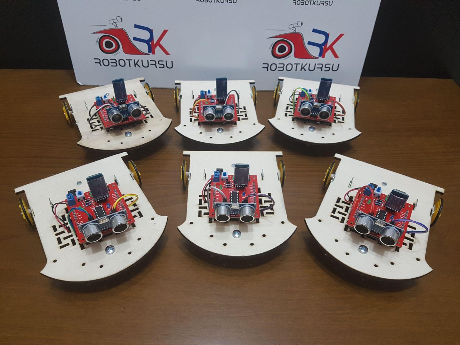 Temel Robot Kiti