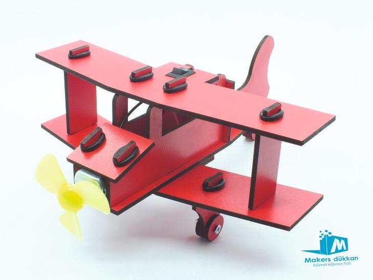 Ahşap Uçak