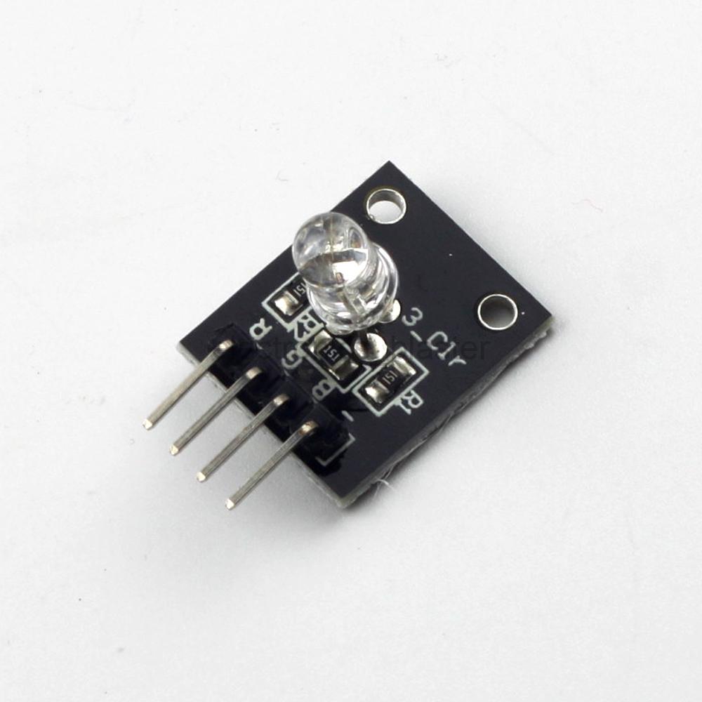 RGB LED kontrolü