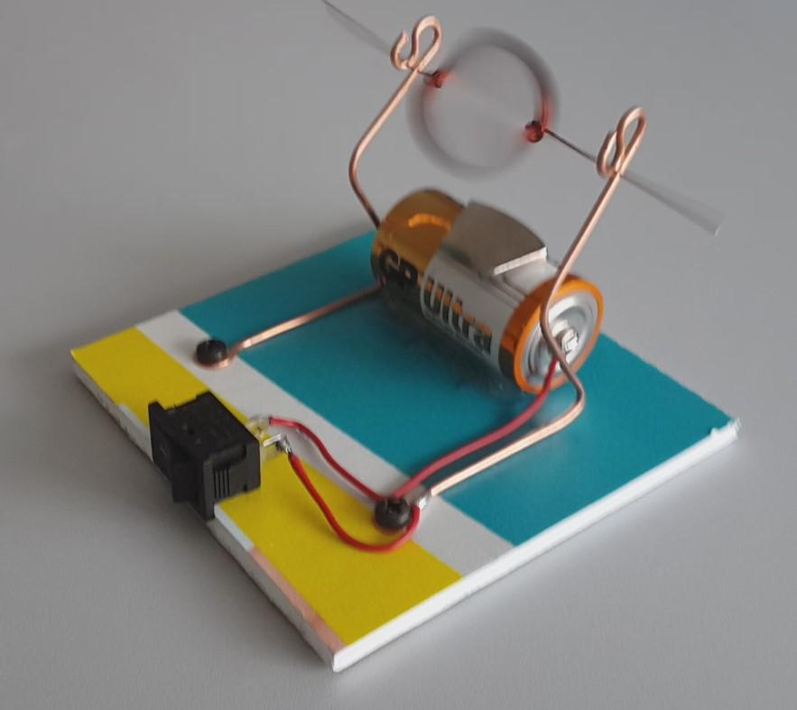 Basit Motor Modeli