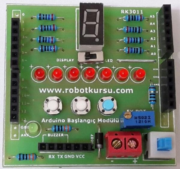 Arduino da fonksiyon kullanma