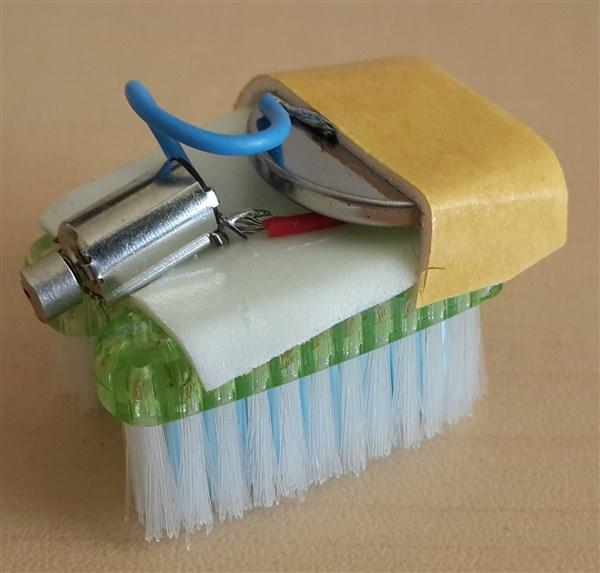 Diş Fırçası Robotu