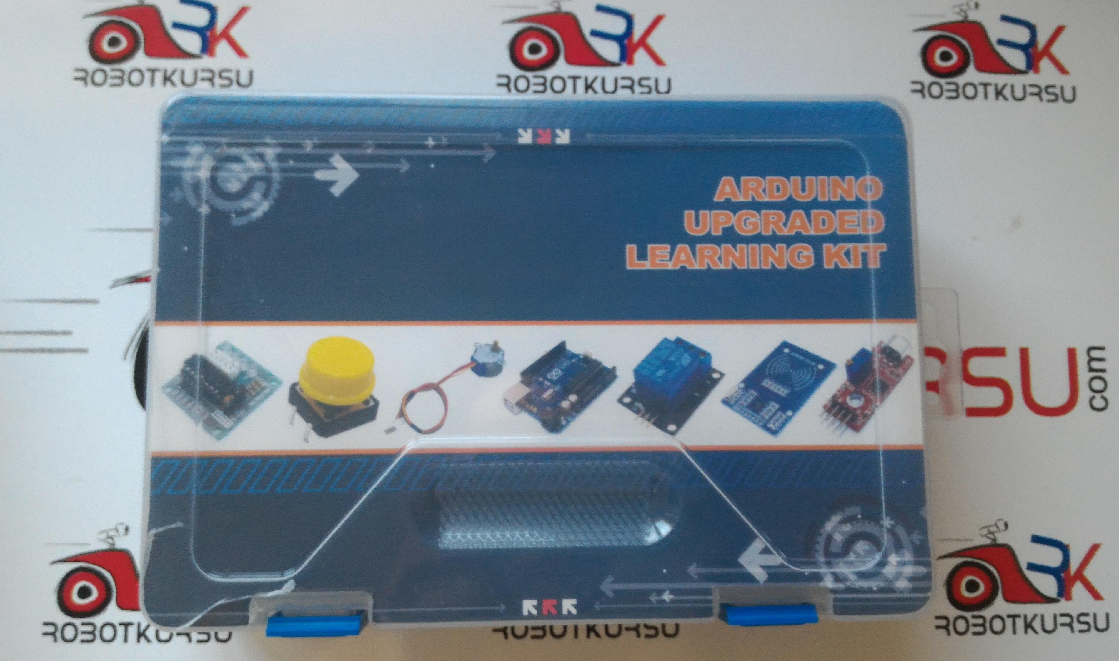 Arduino Eğitim Seti